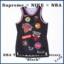 "【Nike × Supreme × NBA】激レア Authentic Jersey ""BLACK"""