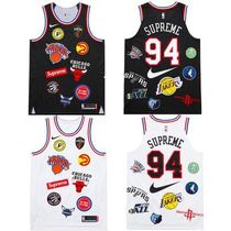 3 week SS18 (シュプリーム) X Nike NBA Teams Authentic Jersey