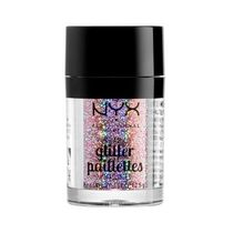 METALLIC GLITTER BEAUTY BEAM - PINK HOLOGRAPHIC