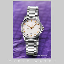 グッチ GUCCI 腕時計 G-Timeless Collection Sign YA126572
