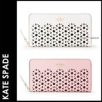 ★3-7日着/追跡&関税込【即発・KATE SPADE】Cameron PERFORATED