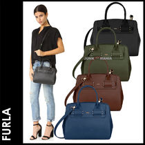 ■SALE★追跡&関税込【FURLA】Lucky S Tote/BKA2