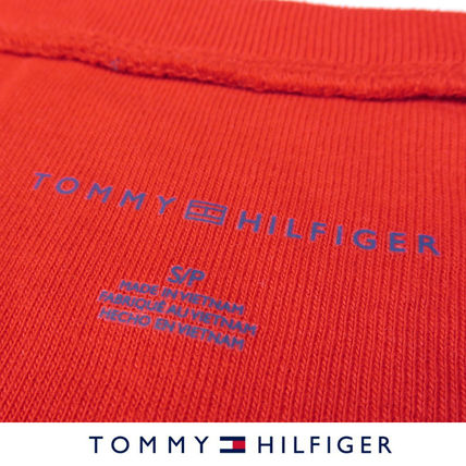 Tommy Hilfiger Tシャツ・カットソー 国内在庫【1-3日】Tommy Hilfiger トミー ロゴ Vネック Tシャツ(11)