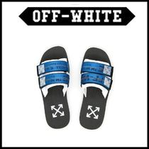 OFF-WHITE 2018SS 新作 industrial slides サンダル