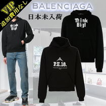 "◆VIP◆BALENCIAGA ""Think Big!""  ""PE18""  日本未展開 パーカー"