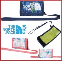 THE NORTH FACE★KIDS WALLET 折りたたみお財布/追跡付
