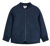 """ARKET(アーケット) キッズアウター """"ARKET KIDS""""Padded Liner Jacket Blue"""