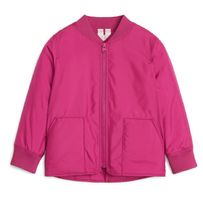 """ARKET(アーケット) キッズアウター """"ARKET KIDS""""Padded Liner Jacket Pink"""