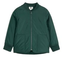 "ARKET(アーケット) キッズアウター ""ARKET KIDS""Padded Liner Jacket Green"
