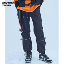 ANOTHERYOUTH(アナザーユース) パンツ ANOTHERYOUTH正規品★18SS★ウインドブレーカーパンツ★UNISEX