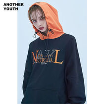 ANOTHERYOUTH(アナザーユース) パーカー・フーディ ANOTHERYOUTH正規品★18SS★レタリングパーカー★UNISEX