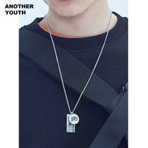 ANOTHERYOUTH正規品★18SS★2ペンダントネックレス★UNISEX