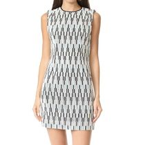 DIANE von FURSTENBERG(ダイアン) Sleeveless Tailored Mini