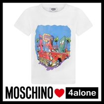 MOSCHINO☆BABY☆18SS☆GUMBY & POKEY Tシャツ