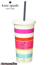 ストライプ タンブラー Candy Stripe Thermal Tumbler