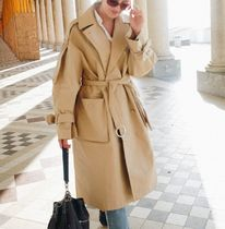"""""""& Other Stories""""Oversized Trench Coat Beige"""