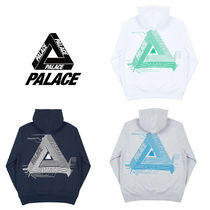 送料込 PALACE SKATEBOARD SURKIT LOGO HOODED SWEATSHIRT