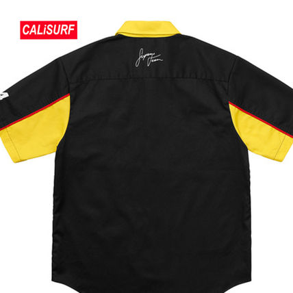 33ac7b985823 ... Supreme Tシャツ・カットソー WEEK3☆SS18 Supreme Color Blocked Work Shirt-BLACK