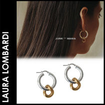 ★追跡&関税込【Laura Lombardi】ONDA CHARM EARRINGS