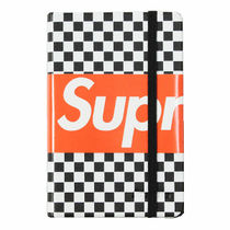 10A/W Supreme Checkered Notebook