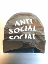 送料無料 ! ANTI SOCIAL SOCIAL CLUB Socks  / Jaccardo Black