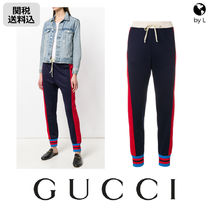【関税送料込】 GUCCI  Joggers in technical jersey