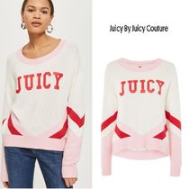 ☆JUICY COUTURE☆カラーブロックニット