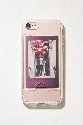 Urban Outfitters iPhone・スマホケース 日本未発売!【Urban Outfitters】チェキが入る☆ iPhoneケース(2)