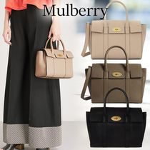 【Mulberry/マルベリー】BAYSWATER SMALL 2way トート 3color