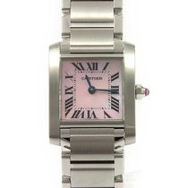 Cartier(カルティエ)  Tank Francaise Ladies Watch W51028Q3