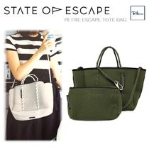 【即納】★NEW★State of Escape★PETITE ESCAPEトートバッグ♪