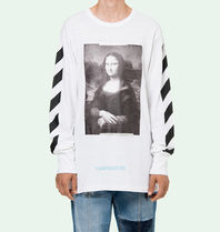 【関税負担】 OFF WHITE MONALISA LONG T-SHIRT