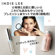 Indie Lee(インディーリー) スキンケア・基礎化粧品その他 Indee Lee☆エコチック☆ニキビ&赤み対策キット☆1.5万円相当!