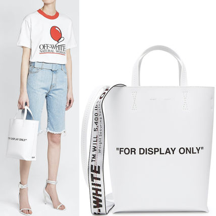 "18SS OW024 ""FOR DISPLAY ONLY"" TOTE"