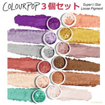 【NEW】Colourpop♡SUPER STAR COLLECTION♡3個セット