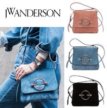 18SS*J.W.ANDERSON*話題の新作バッグ☆ DISC BAG