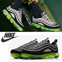 "【2018新作】 NIKE / Air Vapormax 97 ""Black & Volt"""