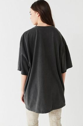 Urban Outfitters Tシャツ・カットソー ● Urban Outfitters ●人気 Nirvana バンド Tシャツ 黒(4)