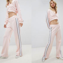 Juicy By Juicy Couture レトロ ワイドレッグジョガーパンツ