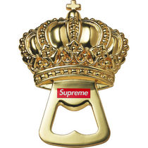 13A/W   Supreme  Crown Bottle Opener Gold 栓抜き