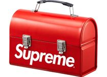 15A/W Supreme Metal Lunch Box ランチボックス