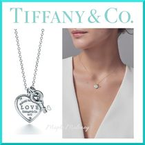 人気♪ Tiffany(ティファニー) Love Heart Tag Key Pendant