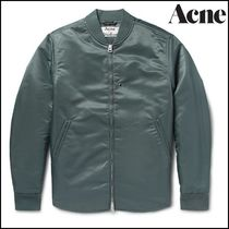 【Acne(アクネ)】 Mylon Shell Bomber Jacket