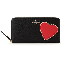 KATE SPADE YOURS TRULY APPLIQUE LACEY 長財布 PWRU6139 974