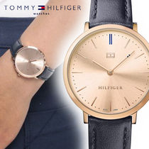 Tommy Hilfiger Sophisticated Ladies レザー 腕時計 1781693