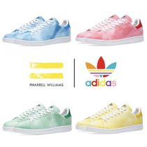 2018新作★Adidas x Pharrell Williams Stan Smith★コラボ