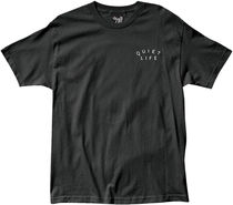 THE QUIET LIFE(クワイエットライフ) Tシャツ・カットソー The Quiet Life Standard Tee -ブラック
