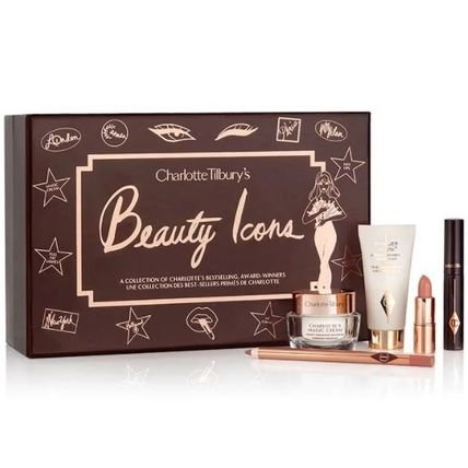 Charlotte Tilbury メイクアップその他 限定! Charlotte Tilbury☆BEAUTY ICONS ギフトセット(3)