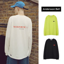 ANDERSSON BELL(アンダースンベル) Tシャツ・カットソー ANDERSSON BELL正規品★18SS★COLOR N SHAPE Tシャツ★UNISEX