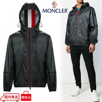 【2】MONCLER 国内発送 ジップアップ ブルゾン